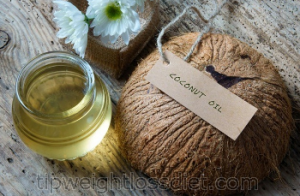 COCONUT WEIGHT LOSS OIL