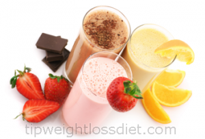 WEIGHT LOSS SHAKES OR EXERCISES