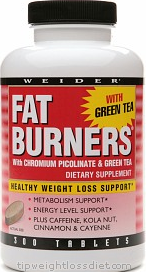 fat burning pills