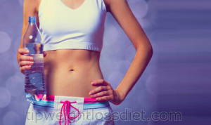 DRINKING WATER HELP IN WEIGHT LOSE