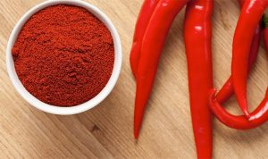 Cayenne pepper detox recipe drink with lemon and honey.