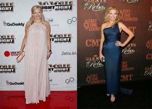 Melissa peterman weight loss before and after