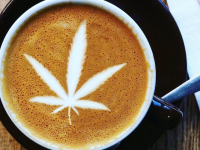 Adding CBD to your coffee as an energy booster and daily health supplement